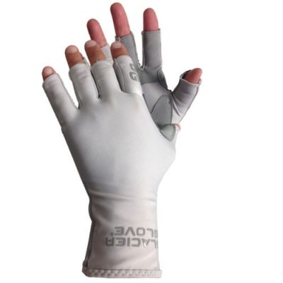 Islamorada Sun Glove - Light Grey